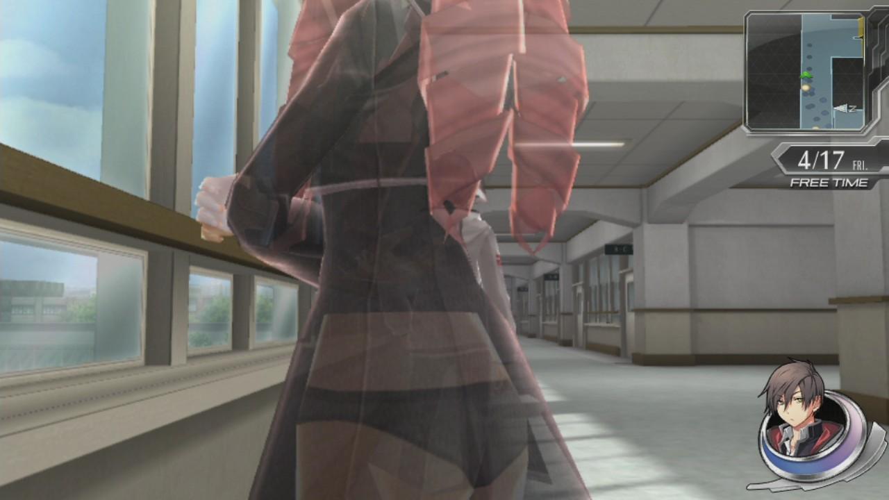エリカの透けパンチラ画像