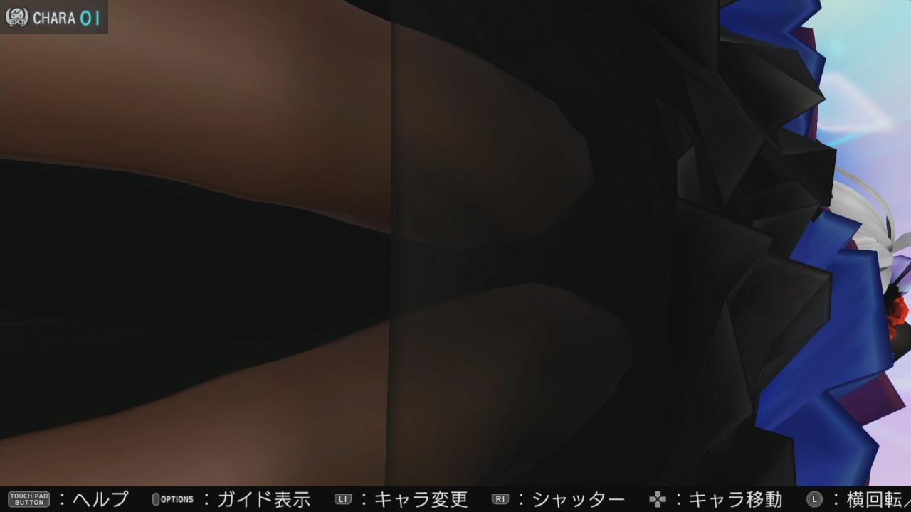 弱音ハク(ゴシック・パープル)