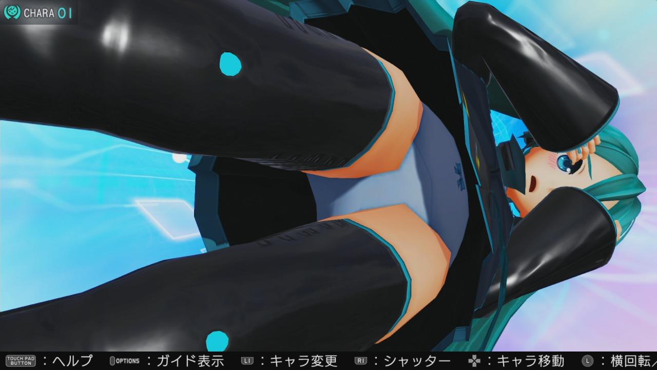 初音ミク(オリジナル)