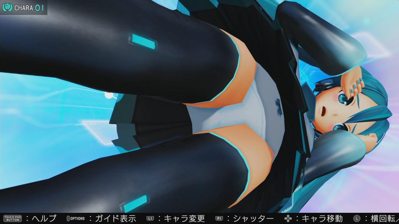 初音ミク(オリジナルV3)