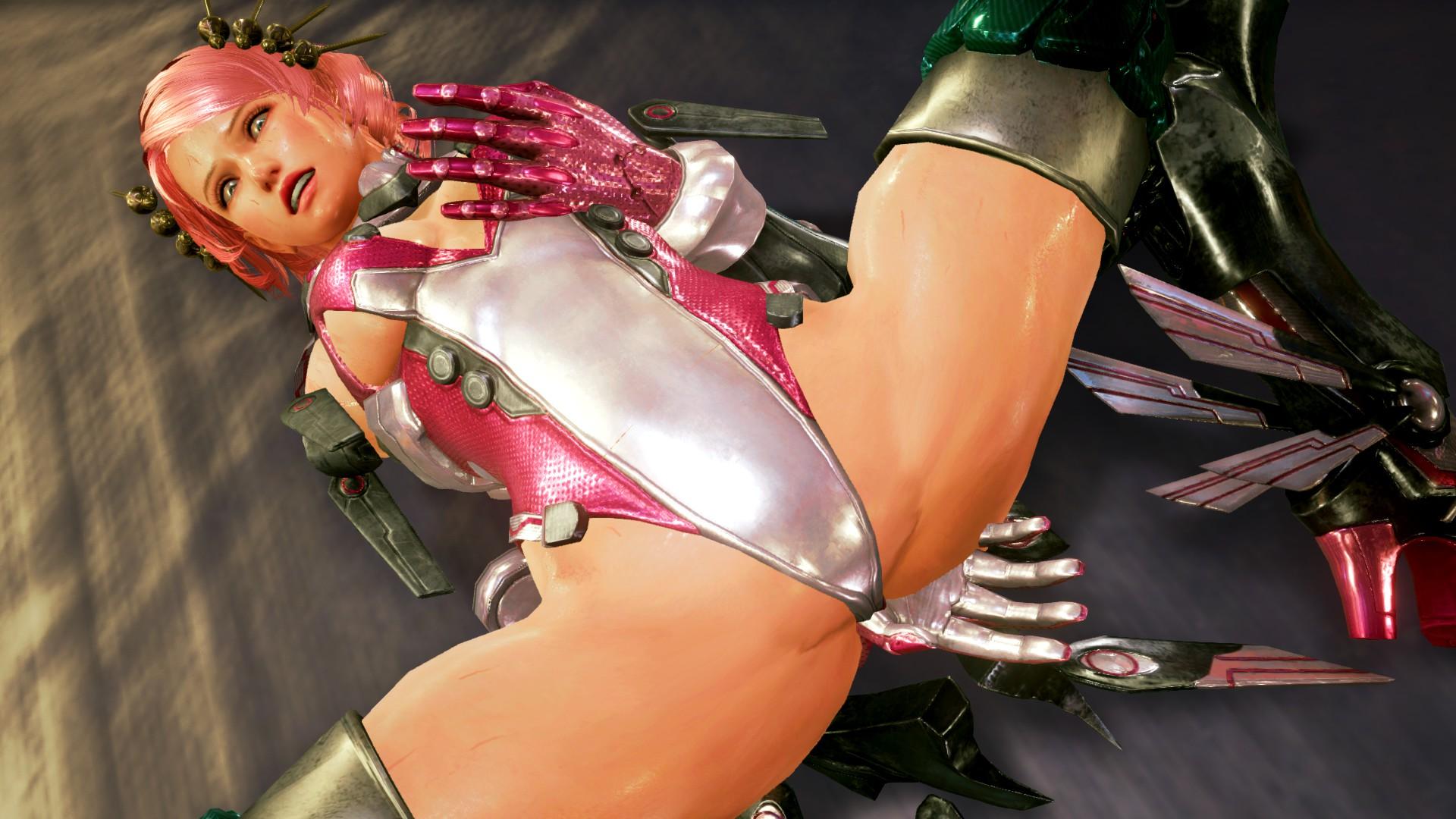 アリサのバトルバニー画像
