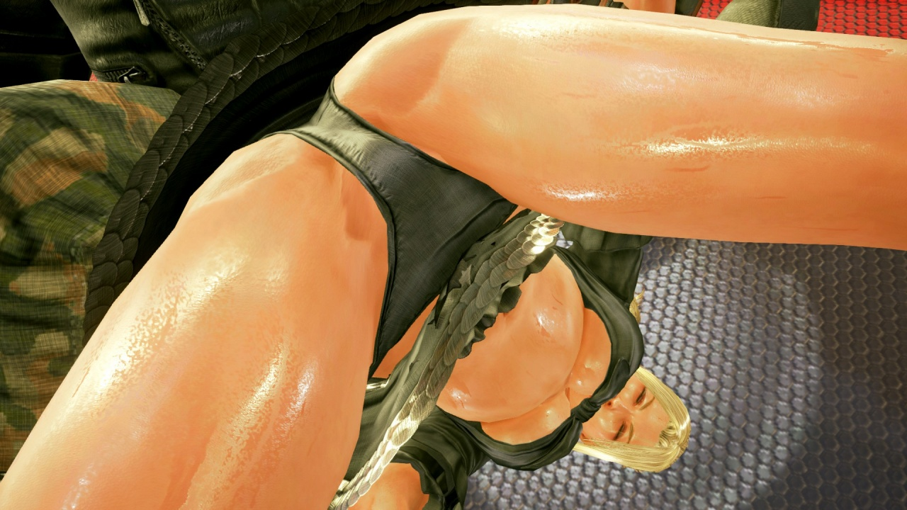 鉄拳7でニーナ画像