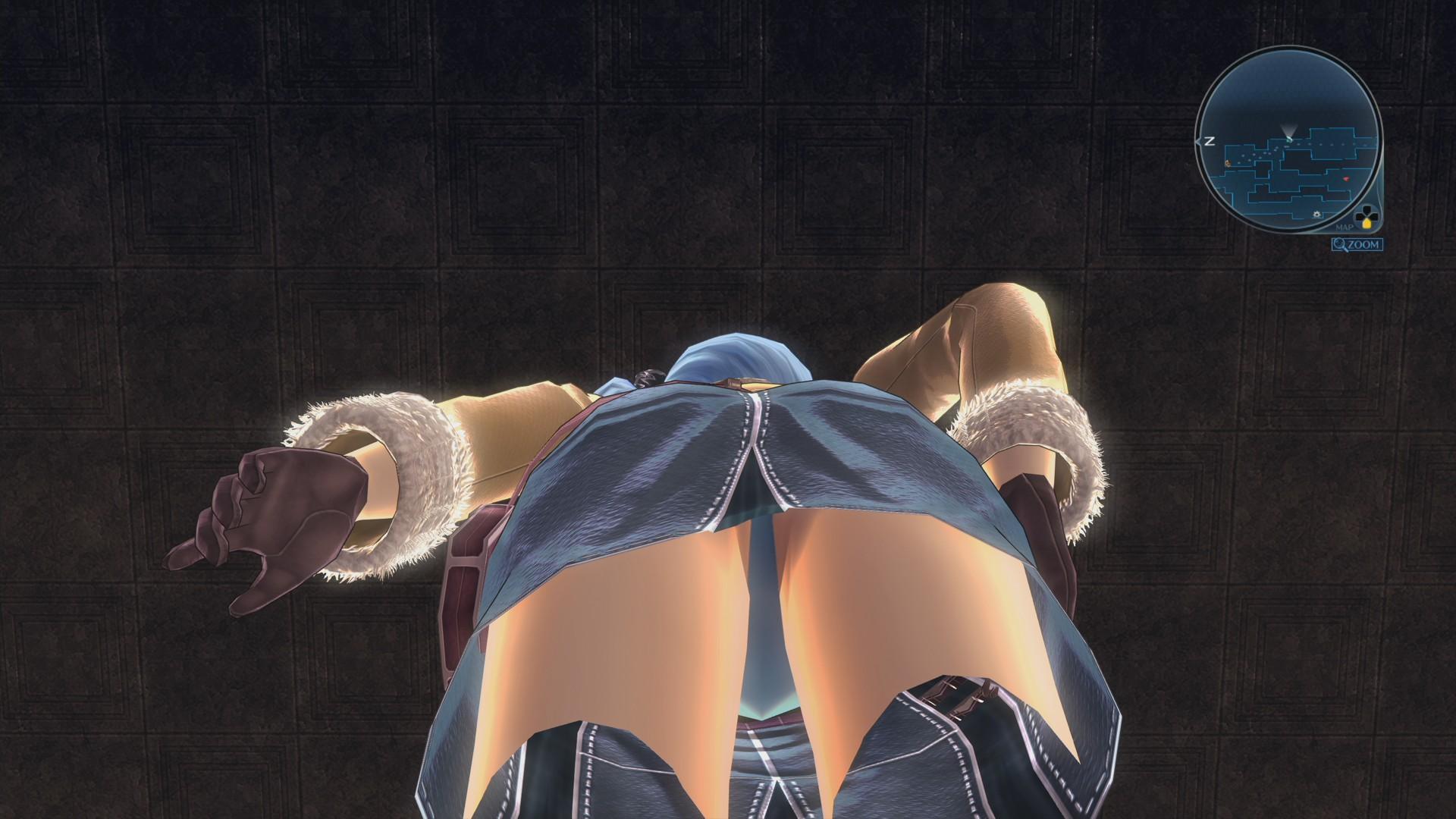 クレアのパンツ画像