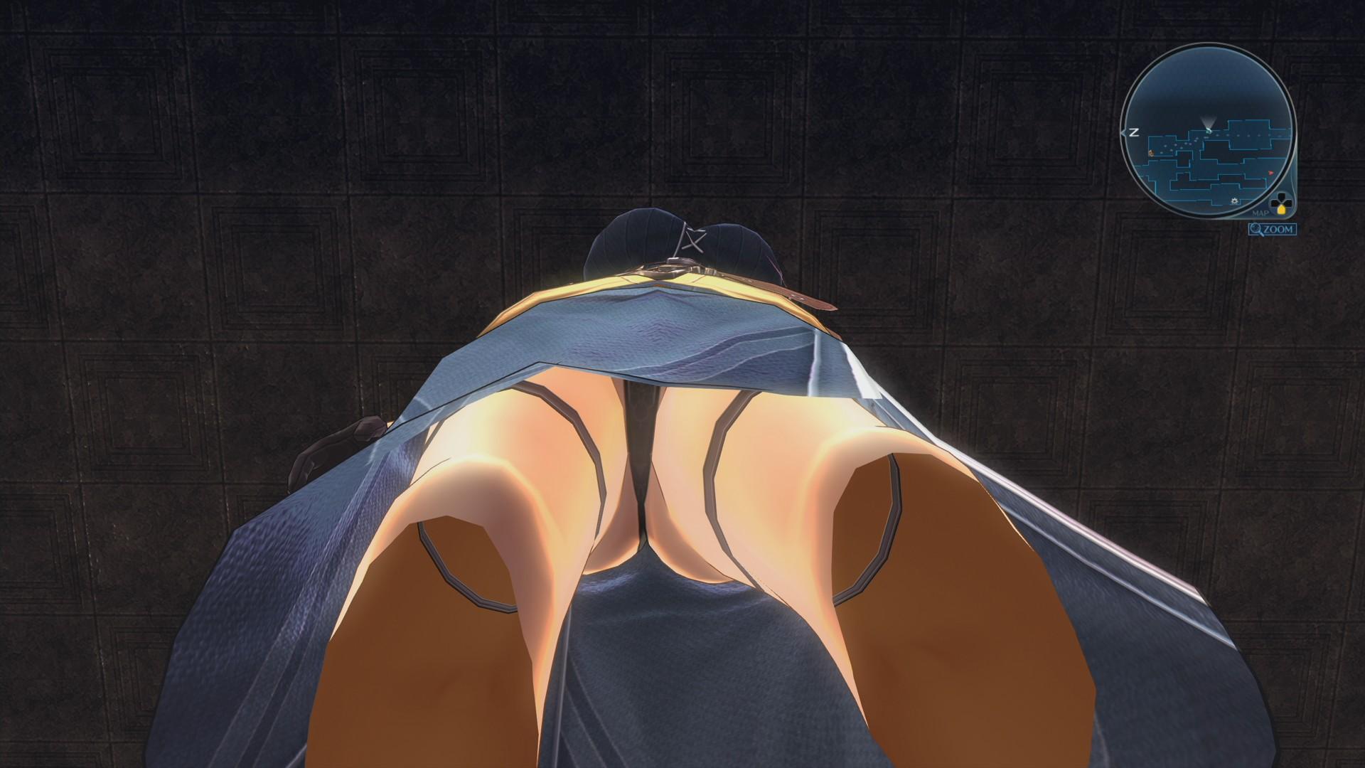 サラのパンツ画像