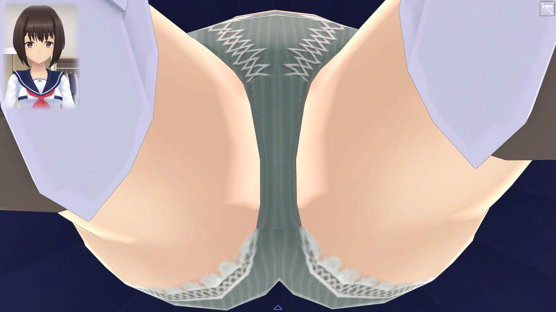 アリスギアバトガコラボパンツ画像