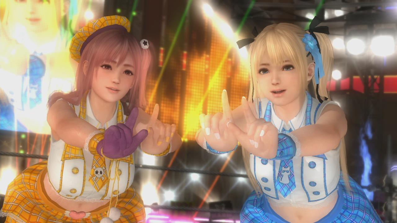 マリーとほのか@アイドルコス画像
